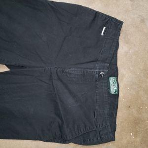 Raulph lauren active! Black pants! Size 10!